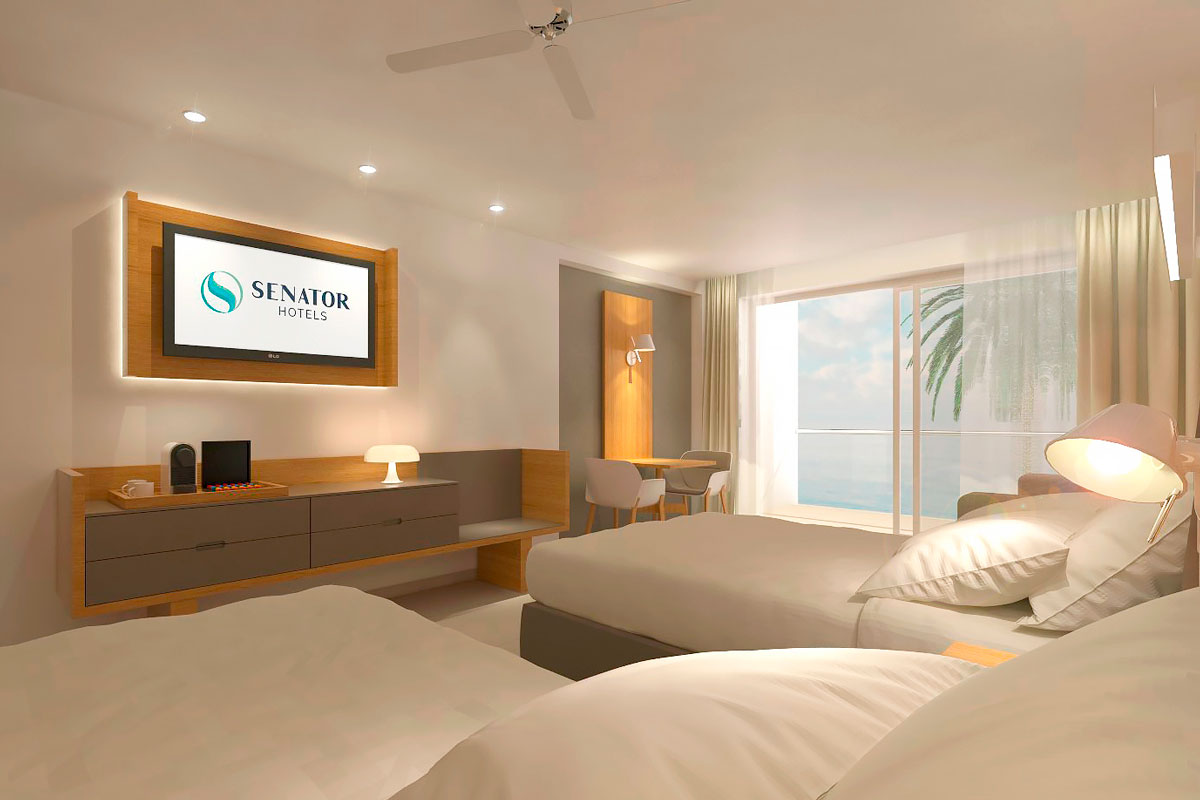 Riviera Cancun Spa Resort Senator Luxury Junior Suite Ocean View